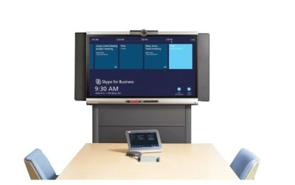 Smart room displays